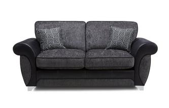 2 Seater Formal Back Supreme Sofabed Angello