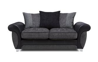 2 Seater Pillow Back Supreme Sofabed Angello