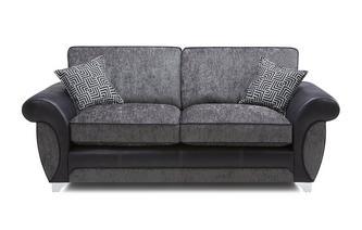 3 Seater Formal Back Sofa Angello