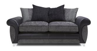 Angello 3 Seater Pillow Back Sofa