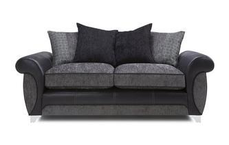 3 Seater Pillow Back Sofa Angello
