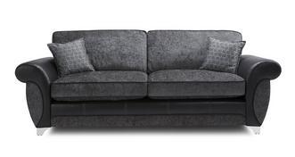 Angello 4 Seater Formal Back Sofa