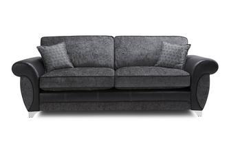 4 Seater Formal Back Sofa Angello