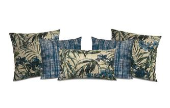 Set of 5 Cushions Anika Scatter