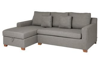 Patet Left Hand Facing Chaise End Storage Sofa Bed