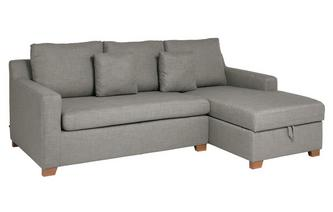 Patet Right Hand Facing Chaise End Storage Sofa Bed