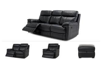 3 & 2 Seater Recliner, Power Chair & Stool