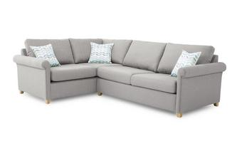 Anya Right Arm Facing Corner Deluxe Sofa Bed Anya