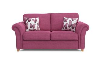 Arica Formal Back 2 Seater Sofa Bed Arica