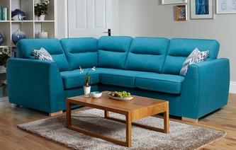 Arlo Right Hand Facing 2 Seater Corner Sofa Revive