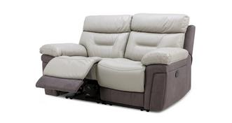 Armitage 2 Seater Manual Recliner