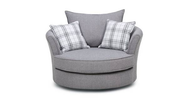 Arran Swivel Chair