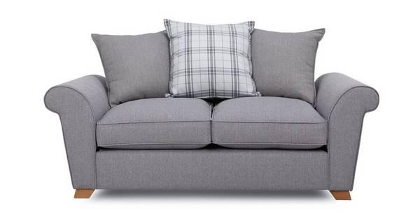 Arran 2 Seater Pillow Back Sofa