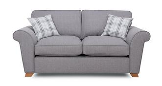 Arran 2 Seater Formal Back Deluxe Sofa Bed