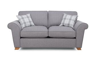 2 Seater Formal Back Deluxe Sofa Bed Arran