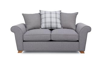 2 Seater Pillow Back Deluxe Sofa Bed Arran