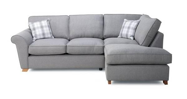 Arran Left Hand Facing Formal Back Corner Sofa