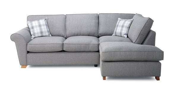Arran Left Hand Facing Formal Back Corner Sofa Bed