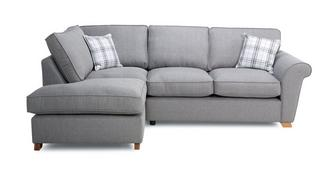 Arran Right Hand Facing Formal Back Corner Sofa Bed