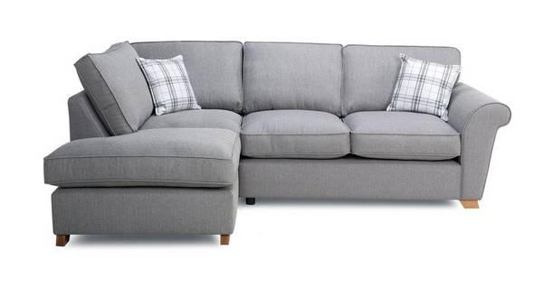 Arran Right Hand Facing Formal Back Corner Sofa Bed