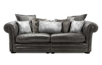 4 Seater Split Sofa