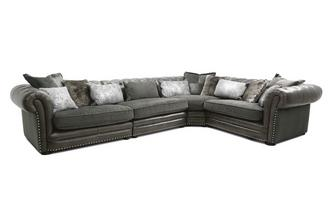 Left Hand Facing 4 Piece Sofa