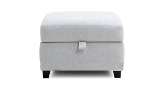 Asha Storage Footstool