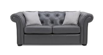 Ashby Leather 2 Seater Sofa