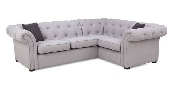 Ashby Left Hand Facing 2 Seater Corner Sofa