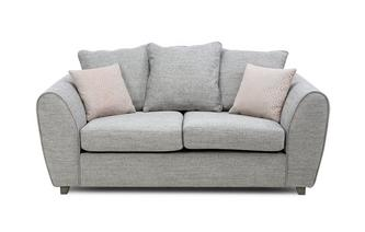 Pillow Back Large 2 Seater Sofa Bed