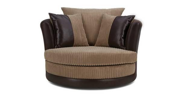 Askham Large Swivel Chair