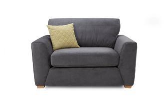 Cuddler Sofa Sherbet