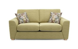 Astaire 2 Seater Deluxe Sofa Bed Sherbet
