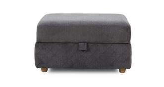 Astaire Large Storage Footstool
