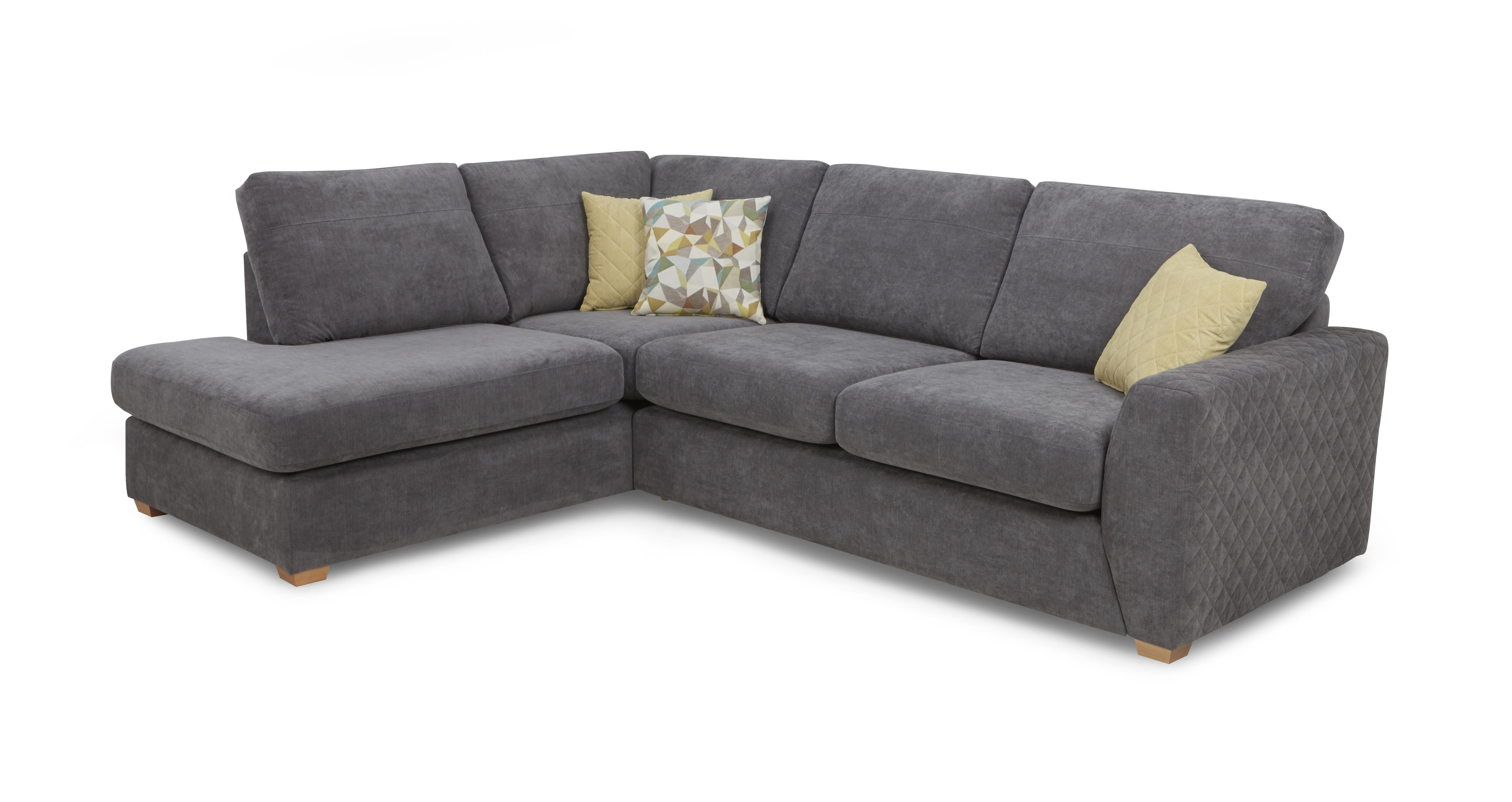 Astaire right hand facing arm open end corner sofa sherbet dfs 36 0 parisarafo Image collections