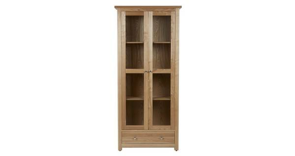 Aston Glass Cabinet