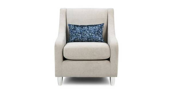 Astoria Plain Accent Chair