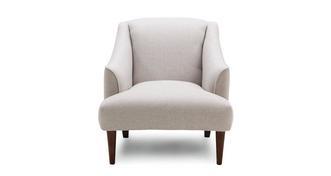 Atlas Plain Accent Chair