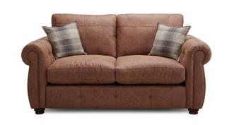 Augustus Formal Back 2 Seater Sofa Bed