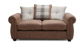 Augustus Pillow Back 2 Seater Sofa Bed