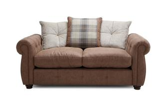 Pillow Back 2 Seater Sofa Bed Augustus