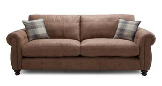 Augustus Formal Back 4 Seater Sofa