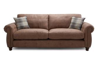 Formal Back 4 Seater Sofa Augustus