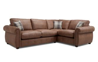 Formal Back Left Hand Facing 3 Seater Corner Sofa Augustus