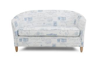 Pattern Midi Sofa