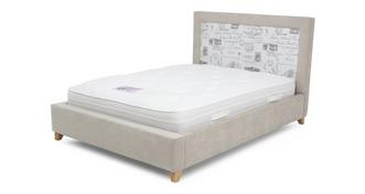 Autograph King Size (5 ft) Bedframe