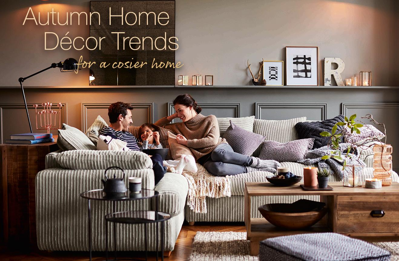 Autumn Home Decor Trends