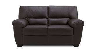 Avail Leather and Leather Look 2 Seater Sofa