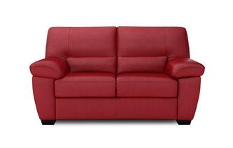 Avail Leather and Leather Look 2 Seater Sofa Hazen