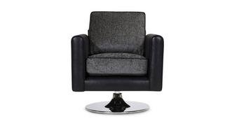 Avici Plain Swivel Chair